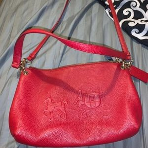 NWOT Coach crossbody